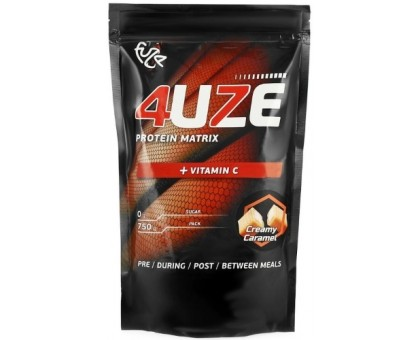 4UZE PROTEIN MATRIX+VITAMIN C 750 гр