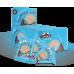 Fuze cookies 1 шт*40 гр (срок 04.11.18)