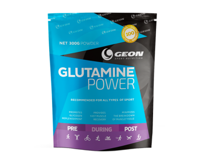 GEON Glutamine Power (порошок 300 г)