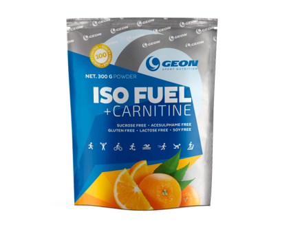 GEON Iso Fuel+Carnitine (300 gr)