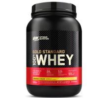 Optimum Nutrition 100% Whey Gold Standard 907 гр