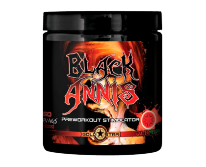 Gold Star Black Annis Extreme 300 gr