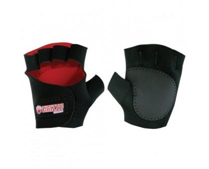GRIZZLY Перчатки атлетические мужские 8732-04, черные