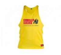 "Gorilla Wear Майка ""Classic"" желтая"