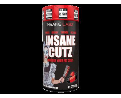 Insane Labz Insane Cutz 45 caps