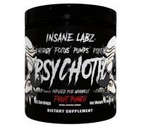 Insane Labz Psychotic Black 220 г