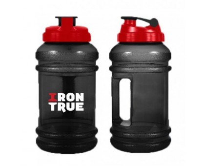 IRONTRUE Бутылка 2.2L (пластик. крышка)