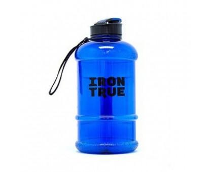 IRONTRUE Бутылка 1.3L (пластик. крышка)