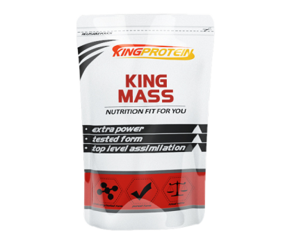 King Protein King Mass Gainer 900 gr (срок до 10.16)
