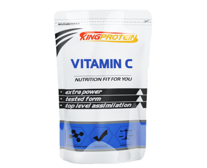 King Protein Vitamin C 100 gr