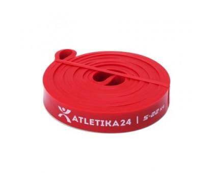 Atletika24 Красная резиновая петля (5-22 кг)