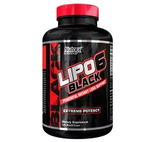 Nutrex Lipo-6 Black New 120 caps