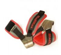 Mad Max Крюки Metallic Lat Hooks MFA330, красные