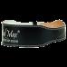 MadMax Пояс Leather belt черный