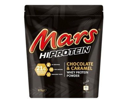 MARS INK Mars Whey Protein 875 гр