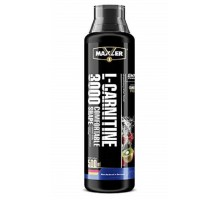 Maxler L-Carnitine 3000 500 ml