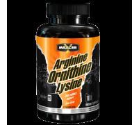 Maxler Arginine Ornithine Lysine 100 caps