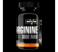 Maxler Arginine 1000 max 100 таб
