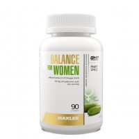 Maxler Balance for Women 90 капс