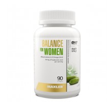 Maxler Balance for Women 90 капс