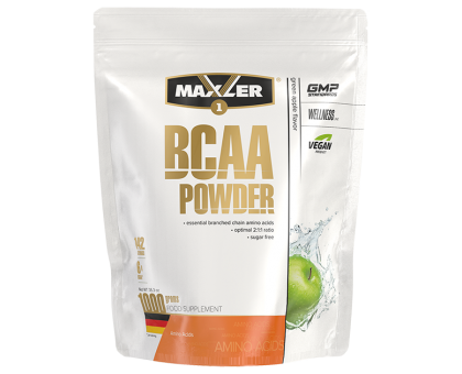 Maxler BCAA Powder 1000 гр