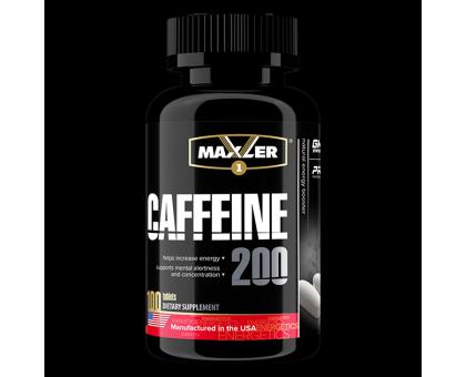 Maxler Caffeine 200 мг 100 таб