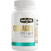 Maxler Collagen Type I & III 90 таб