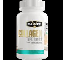 Maxler Collagen Type I & III 90 таб