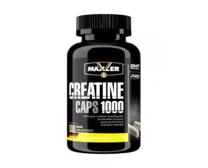 Maxler Creatine Caps 1000 100 caps