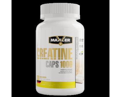 Maxler Creatine Caps 1000 100 капс