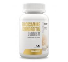 Maxler Glucosamine-Chondoitin-Opti MSM 120 капс