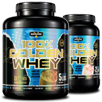 Maxler Golden Whey 2270 gr