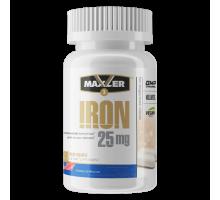 Maxler Iron 25 мг 90 капс