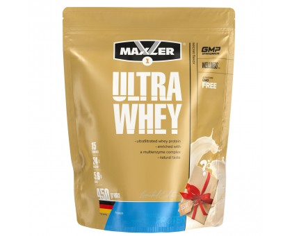 Maxler Ultra Whey Secret Flavor 450 гр