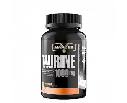 Maxler Taurine 1000 мг 100 капс
