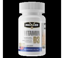 Maxler Vitamin D3 1200 IU 180 таб