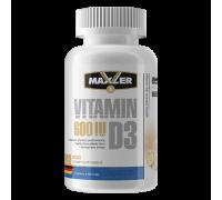 Maxler Vitamin D3 600 IU 240 капс
