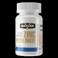 Maxler Zinc Picolinate 50 мг 60 таб