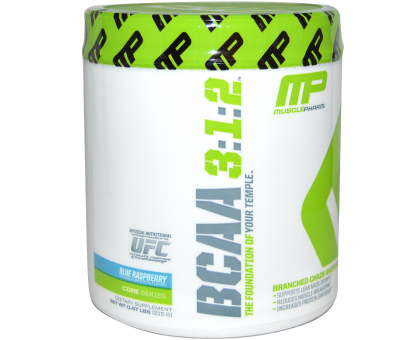 MusclePharm BCAA 3:1:2 Powder 215 gr