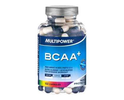 Multipower BCAA+ 102 caps