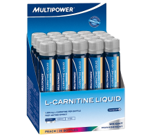 Multipower L-Carnitine Liquid 1800 мг 1шт*25мл