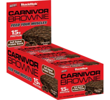 MuscleMeds Carnivor Brownie 52gr