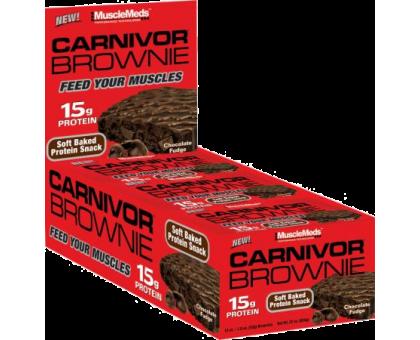 MuscleMeds Carnivor Brownie 52gr
