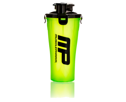 шейкер MusclePharm Dual Shaker