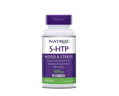 Natrol 5HTP 100 mg 30 caps