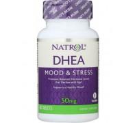 Natrol DHEA 50 мг 60 таблеток