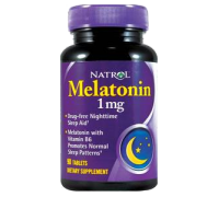 Natrol Melatonin 1 mg 90 таб