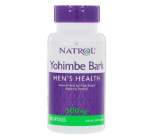 NATROL Yohimbe Bark 500 мг 90 капс