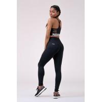 Nebbia Леггинсы High waist Fit&Smart leggings чёрные