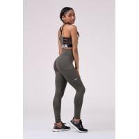 Nebbia Леггинсы High waist Fit&Smart leggings сафари